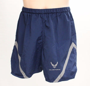 US AF Air Force PT Shorts, Uniform Physical Training Trunks, Size 3XL, New