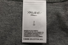 Load image into Gallery viewer, Mae Ladies Crop Top, Size: Small, Grey, New!