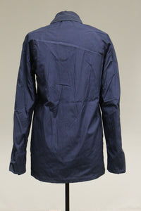 US Military Man's Blue Utility Jacket, 8405-01-073-8130, Size: 36XL