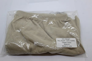"US MIlitary Drifire Silkweight Women's FR ""Boy Short"" Size: Medium"