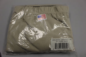 Military Issued Midweight Long John Pants, Sand, XXLarge, New