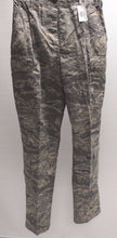 Load image into Gallery viewer, USAF Women's Utility Trousers, Digital Tiger, 10R, NSN 8410-01-536-2742, New