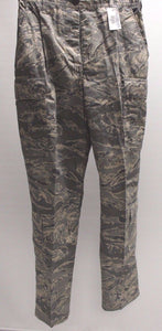 USAF Women's Utility Trousers, Digital Tiger, 10R, NSN 8410-01-536-2742, New