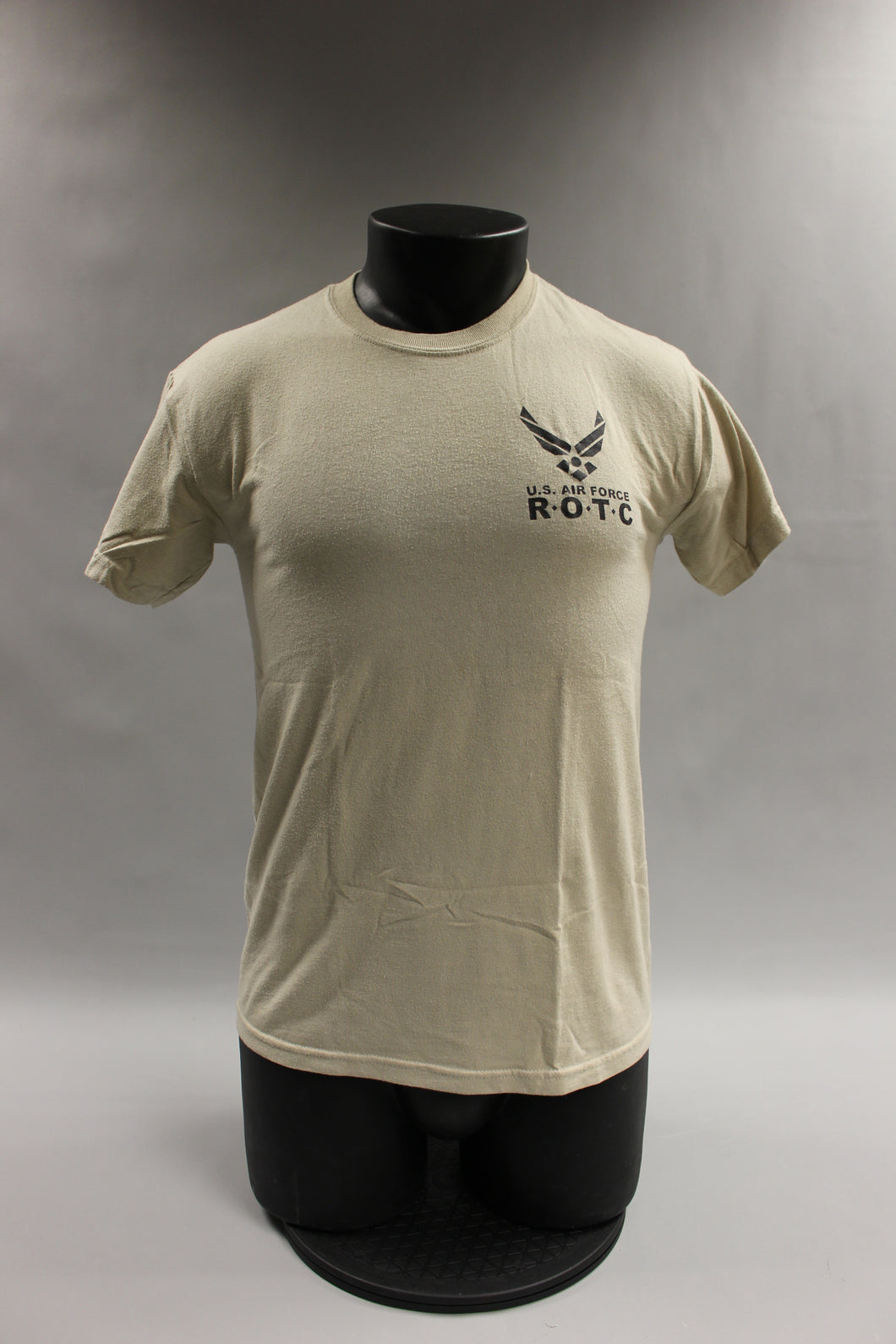 US Air Force ROTC Joint Field Leadership Exercise Tan T-Shirt - Small