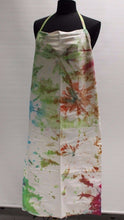 Load image into Gallery viewer, Tie Dyed Bakers Food Handler's Apron, New (#3)