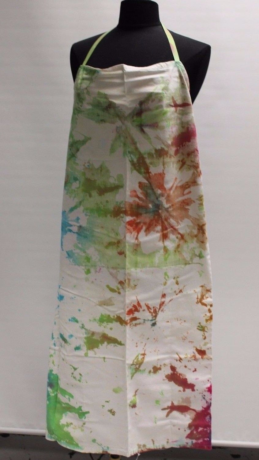 Tie Dyed Bakers Food Handler's Apron, New (#3)