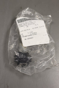 Electrical Receptacle Connector, 5935-01-500-5492, ENSP1F5, 91814352, New