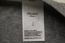 Load image into Gallery viewer, Mae Basic Sweatshirt, Size: Small, Grey, New!