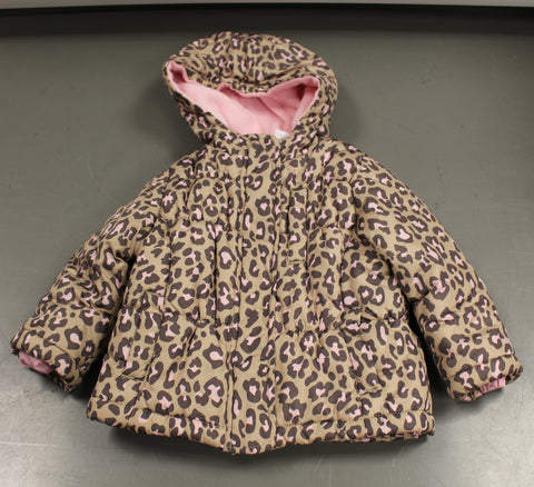 Carters Girls Winter Coat, 18 months