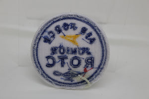 Air Force Junior Military ROTC Patch, Embroidered, Sew On