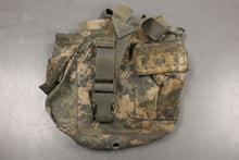Load image into Gallery viewer, ACU Molle II 1 Qt. Canteen/General Purpose Pouch, 8465-01-525-0585, Various Grades