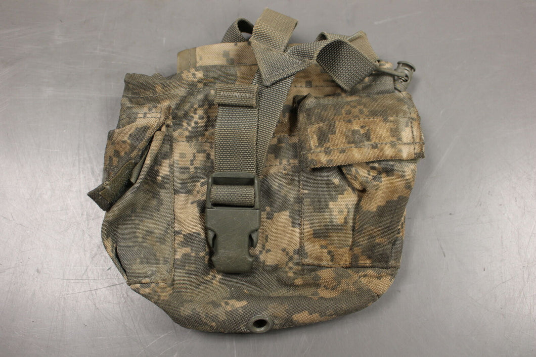 ACU Molle II 1 Qt. Canteen/General Purpose Pouch, 8465-01-525-0585, Various Grades