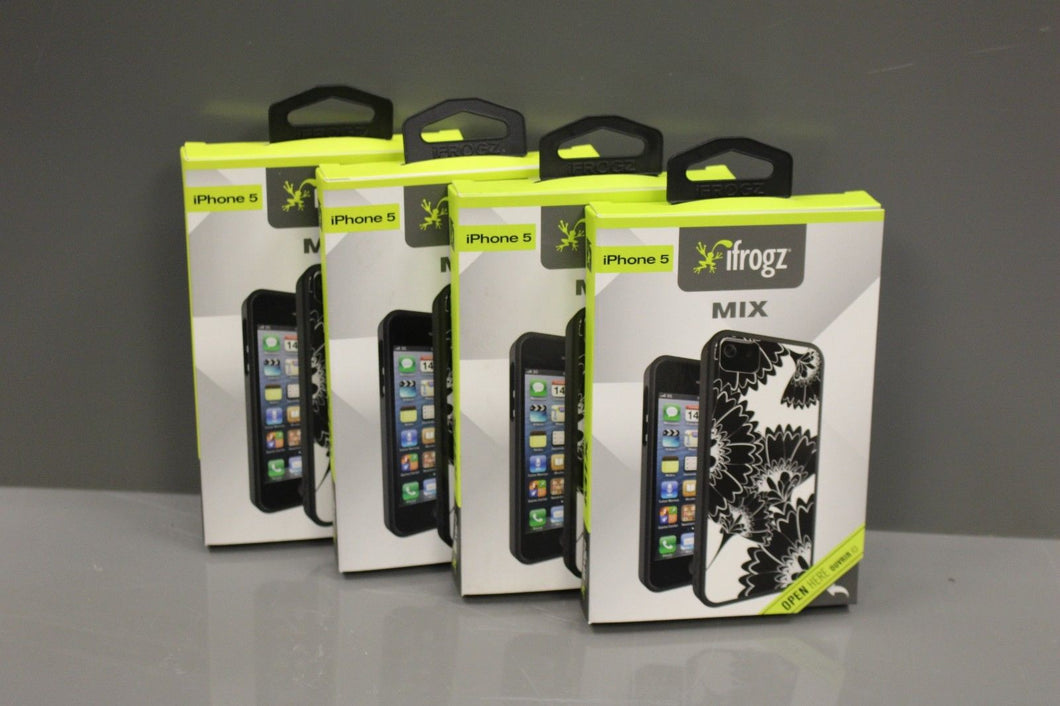 iFrogz MIX iPhone 5 Case - Box of 4