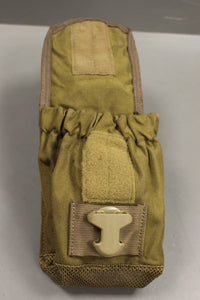 US Military Molle 1 Qt. Canteen Pouch, 8415-01-516-7976, Coyote Brown