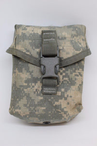 USGI ACU IFAK Individual Pouch, Molle Improved First Aid Kit Pouch, Medic Pouch