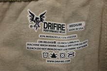 "Load image into Gallery viewer, US MIlitary Drifire Silkweight Women's FR ""Boy Short"" Size: Medium"