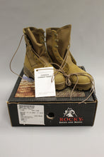 Load image into Gallery viewer, Rocky Jungle Combat Boot - Size 3.5W - Coyote - New