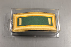 US Army Men's Military Police Dress Shoulder Strap, 2nd Lieutenant, New
