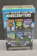 Load image into Gallery viewer, 6 Thrilling Stories for Minecrafters by Winter Morgan, NEW!