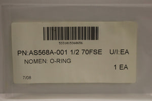 Apple Rubber Products Inc. O-Ring, 5331-01-536-0656, New