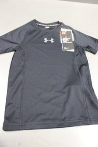 Under Armor Boys HeatGear Fitted T-Shirt, Size: X-Small, New