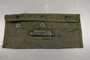 OD Green Cleaning Kit Pouch - NSN: 9465-00-781-9564 - Used
