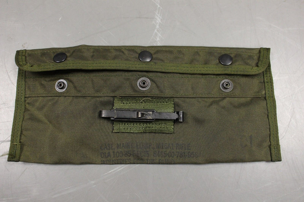 OD Green Cleaning Kit Pouch, NSN: 9465-00-781-9564