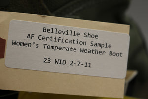 Belleville F 650 Women's Temperate Weather Army Combat Boot, Size: 8.0R, Sage, New!