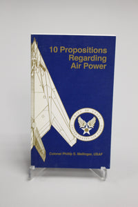"USAF ""10 Propositions Regarding Air Power"" Book"