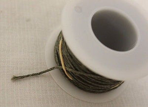 Set of 6 Spools Of US Military Camo Net Repair Kit Twine, Woodland 90 feet, NEW!