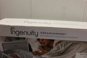 Ingenuity DreamComfort Automatic Rocking Sleeper, New