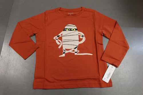 Gymboree Baby Mummy T-Shirt, Size: 3T, Burnt Orange, NEW!