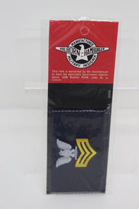 Hilborn Hamburger E-6 Petty Officer Second Class Eagle Patch, New!