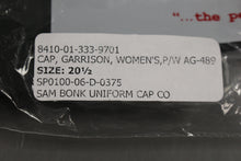 Load image into Gallery viewer, US Army Women's Garrision Cap, 8410-01-333-9701, Size 20 1/2, New!