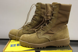 McRae Ultra Light Men's Assault Boot, 9 Reg, Coyote, NEW!