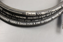 Load image into Gallery viewer, Parker Crane Hose Assembly, Ext. Arm, 302/301-4 WP, 5800 PSI, New