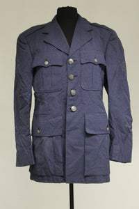 US Military Man's Tropical Wool Dress Coat, 8405-01-086-3870, Size: 39R