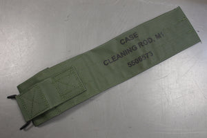 US Military 5506573 Cleaning Rod Case, Olive Drab