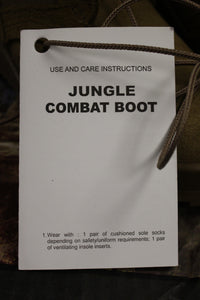 Rocky Jungle Combat Boot - Size 3.5W - Coyote - New