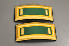 Load image into Gallery viewer, US Army Men's Military Police Dress Shoulder Strap, 2nd Lieutenant, New