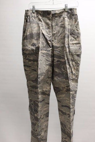 US Military Air Force Camouflage Pattern Women's Utility Trousers, NEW!
