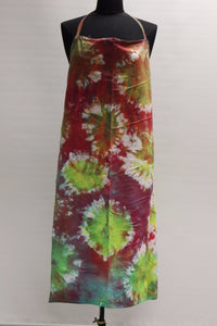 Tie Dyed Bakers Food Handler's Apron, New (#7)