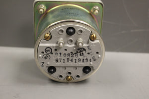 Westinghouse Switchboard DC Meter, 6625-01-078-0164, 112675-9, New