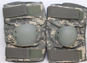 US Military Digital ACU Elbow Pads, 8145-01-530-2148, Small, Grade A