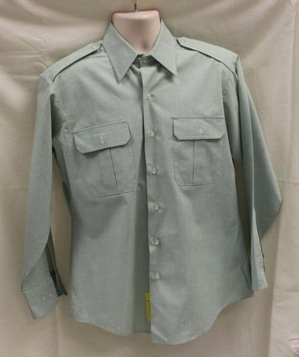 Men's Army Long Sleeve Dress Shirt, AG415