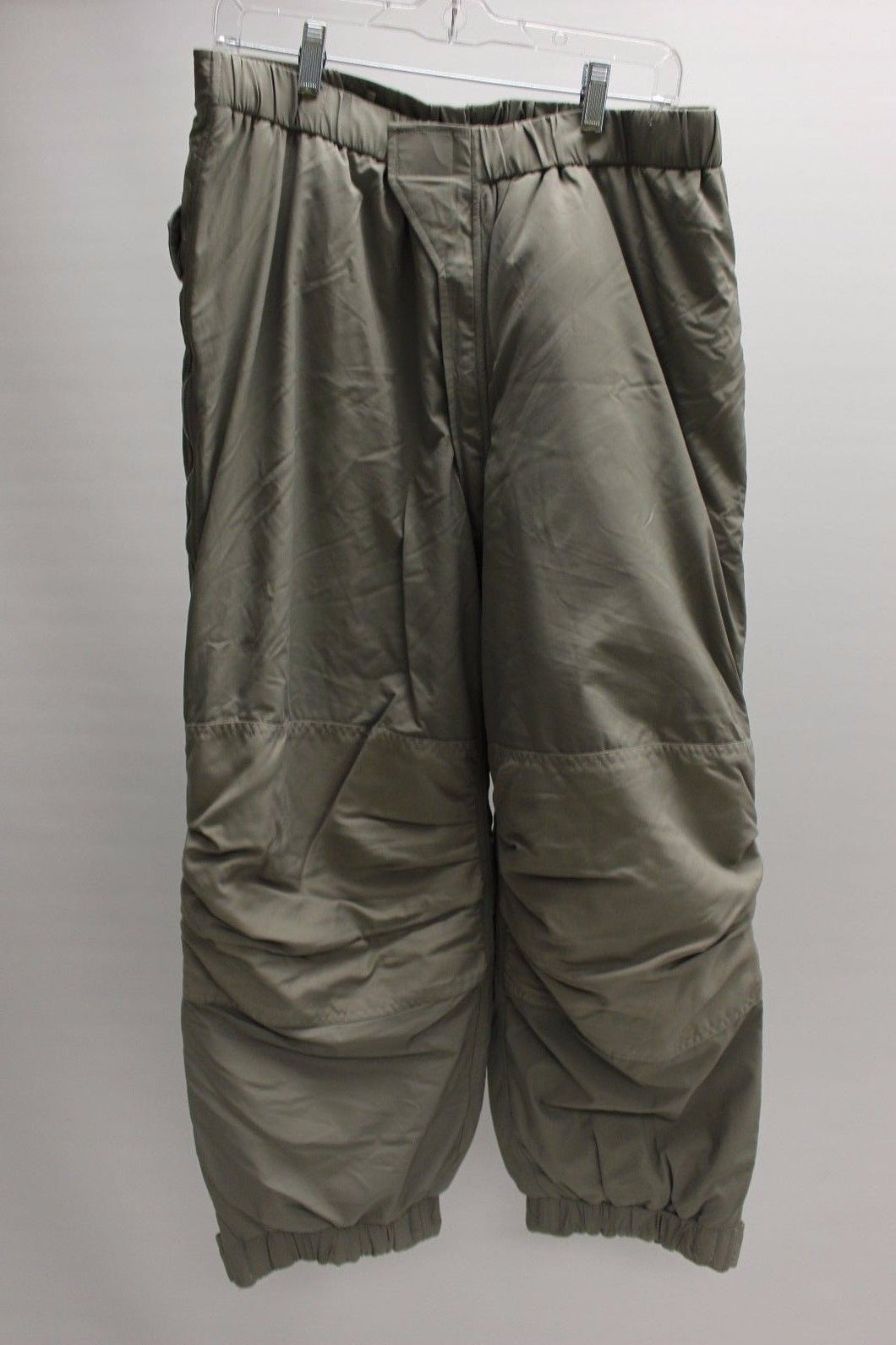 Gen III Extreme Cold Weather Trousers, Large Regular, 8415-01-538-6704, Used