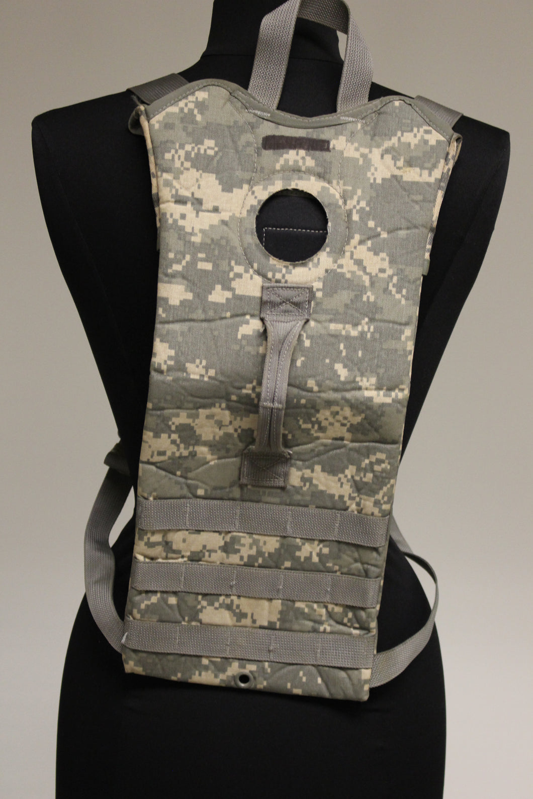 Army Molle II Hydration System Carrier, ACU, 8465-01-524-8362, Grade A