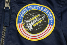 Load image into Gallery viewer, Space Shuttle Mission Children's Jacket, Size: 2T