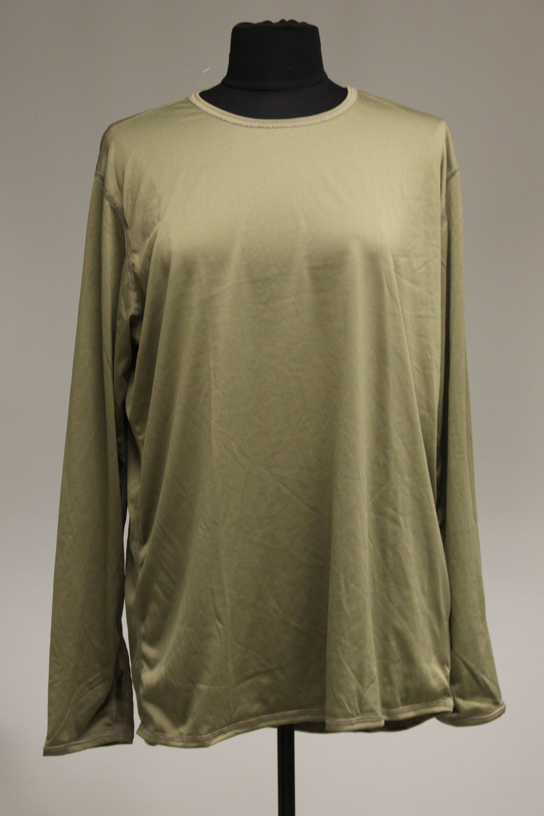 Military Gen III Light Weight Cold Weather Long John Shirt, Large Reg, 8415-01-641-1741