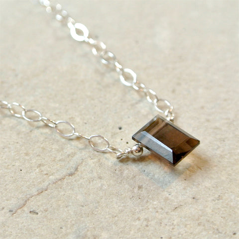 Essential Energy Gemstone Necklace: Pyrite - Confidence